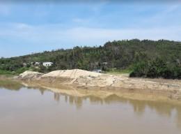 Bến cát hợp tác xã Cư Kty